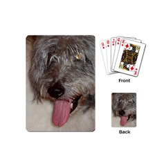 Old English Sheepdog Playing Cards (Mini)