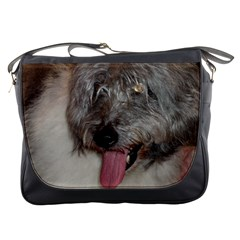 Old English Sheepdog Messenger Bags
