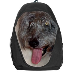 Old English Sheepdog Backpack Bag