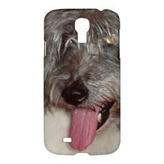 Old English Sheepdog Samsung Galaxy S4 I9500/I9505 Hardshell Case
