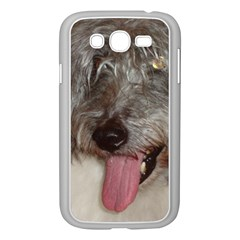 Old English Sheepdog Samsung Galaxy Grand DUOS I9082 Case (White)