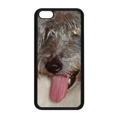 Old English Sheepdog Apple iPhone 5C Seamless Case (Black)