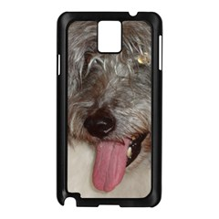 Old English Sheepdog Samsung Galaxy Note 3 N9005 Case (Black)