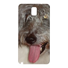 Old English Sheepdog Samsung Galaxy Note 3 N9005 Hardshell Back Case