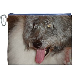 Old English Sheepdog Canvas Cosmetic Bag (XXXL)