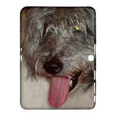Old English Sheepdog Samsung Galaxy Tab 4 (10.1 ) Hardshell Case