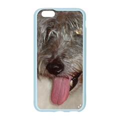 Old English Sheepdog Apple Seamless iPhone 6/6S Case (Color)
