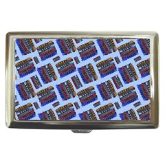 Abstract Pattern Seamless Artwork Cigarette Money Cases