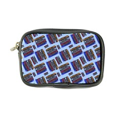 Abstract Pattern Seamless Artwork Coin Purse