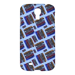 Abstract Pattern Seamless Artwork Samsung Galaxy S4 I9500/I9505 Hardshell Case