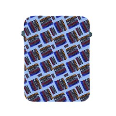 Abstract Pattern Seamless Artwork Apple Ipad 2/3/4 Protective Soft Cases