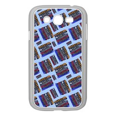 Abstract Pattern Seamless Artwork Samsung Galaxy Grand Duos I9082 Case (white)