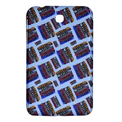 Abstract Pattern Seamless Artwork Samsung Galaxy Tab 3 (7 ) P3200 Hardshell Case