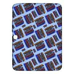 Abstract Pattern Seamless Artwork Samsung Galaxy Tab 3 (10.1 ) P5200 Hardshell Case