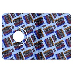 Abstract Pattern Seamless Artwork Kindle Fire Hdx Flip 360 Case