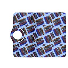 Abstract Pattern Seamless Artwork Kindle Fire Hdx 8 9  Flip 360 Case