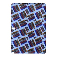 Abstract Pattern Seamless Artwork Samsung Galaxy Tab Pro 10 1 Hardshell Case