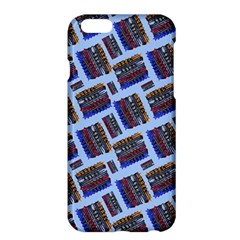 Abstract Pattern Seamless Artwork Apple Iphone 6 Plus/6s Plus Hardshell Case