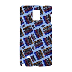 Abstract Pattern Seamless Artwork Samsung Galaxy Note 4 Hardshell Case