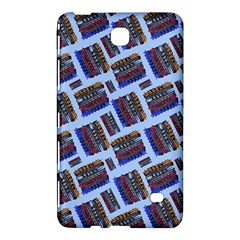 Abstract Pattern Seamless Artwork Samsung Galaxy Tab 4 (7 ) Hardshell Case