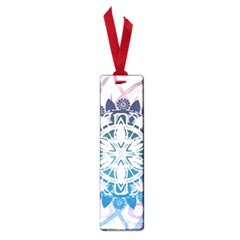 Mandalas Symmetry Meditation Round Small Book Marks