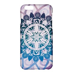 Mandalas Symmetry Meditation Round Apple Iphone 6 Plus/6s Plus Hardshell Case