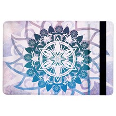 Mandalas Symmetry Meditation Round Ipad Air 2 Flip
