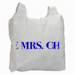 Future Mrs. Chapman Recycle Bag (Two Side)
