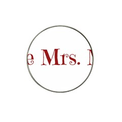 Future Mrs. Moore Hat Clip Ball Marker (10 pack)