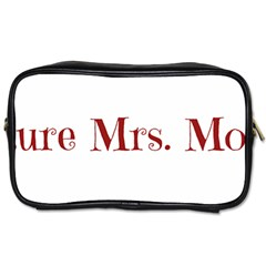 Future Mrs. Moore Toiletries Bags 2-Side