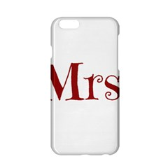 Future Mrs. Moore Apple iPhone 6/6S Hardshell Case
