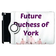 Harry s Duchess Apple iPad 3/4 Flip 360 Case