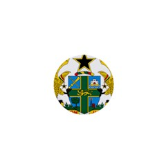 National Seal of Ghana 1  Mini Buttons