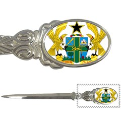 National Seal of Ghana Letter Openers