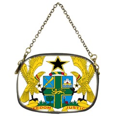 National Seal of Ghana Chain Purses (Two Sides)