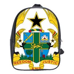 National Seal of Ghana School Bags (XL)