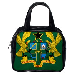 National Seal of Ghana Classic Handbags (One Side)