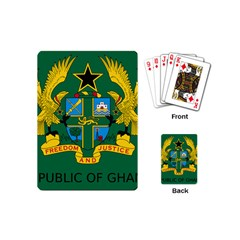 National Seal of Ghana Playing Cards (Mini)
