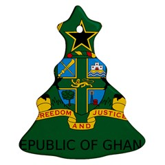 National Seal of Ghana Ornament (Christmas Tree)