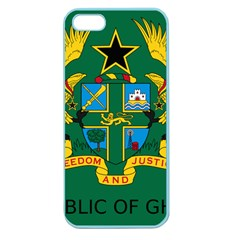 National Seal of Ghana Apple Seamless iPhone 5 Case (Color)