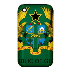 National Seal of Ghana iPhone 3S/3GS