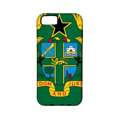 National Seal of Ghana Apple iPhone 5 Classic Hardshell Case (PC+Silicone)
