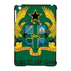 National Seal of Ghana Apple iPad Mini Hardshell Case (Compatible with Smart Cover)
