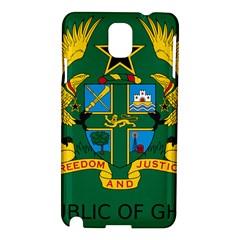 National Seal of Ghana Samsung Galaxy Note 3 N9005 Hardshell Case