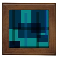 Boxes Abstractly Framed Tiles