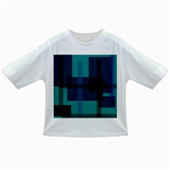 Boxes Abstractly Infant/Toddler T-Shirts