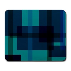 Boxes Abstractly Large Mousepads