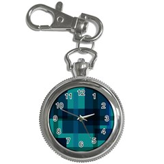 Boxes Abstractly Key Chain Watches