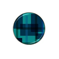 Boxes Abstractly Hat Clip Ball Marker (10 Pack)
