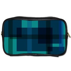 Boxes Abstractly Toiletries Bags 2 Side